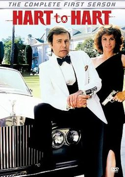 Hart to Hart - Complete 1st Season (6-DVD)