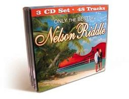Only The Best of Nelson Riddle (3-CD)