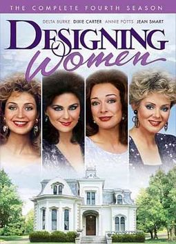 Designing Women - Season 4 (4-DVD)
