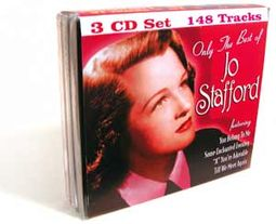 Only The Best of Jo Stafford (3-CD)