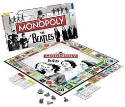 The Beatles - Monopoly Board Game