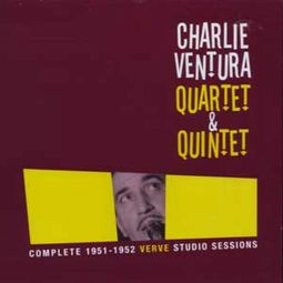 Complete 1951-1952 Verve Studio Sessions (Import)
