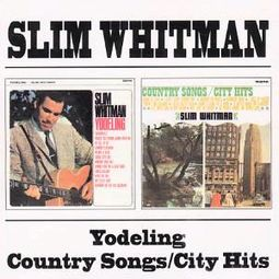 slim whitman yodeling country songs city hits cd 2001 bgo beat goes on. Black Bedroom Furniture Sets. Home Design Ideas