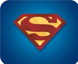 DC Comics - Superman - Logo - Mousepad