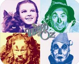 The Wizard of Oz - Cast Of Oz Mousepad