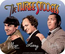 The Three Stooges - Mousepad
