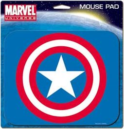 Marvel Comics - Captain America - Logo Mousepad