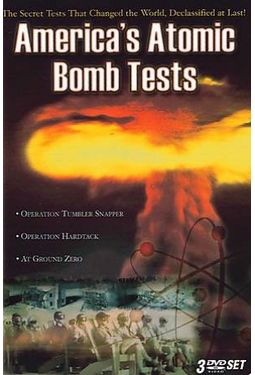 America's Atomic Bomb Tests (3-DVD)