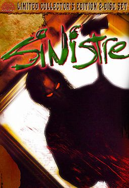 Sinistre (Limited Collector's Edition with Bonus