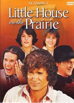 Little House on the Prairie - Season 5 (6-DVD)