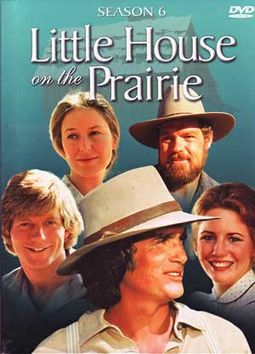 Little House on the Prairie - Season 6 (6-DVD)