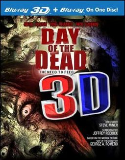 Day of the Dead 3D (Blu-ray)