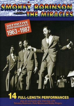 Smokey Robinson - The Definitive Collection
