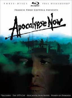 Apocalypse Now (Blu-ray, Full Disclosure, With