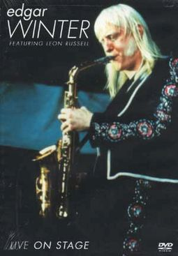 Edgar Winter Live (Featuring Leon Russell)