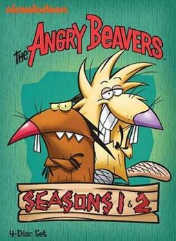 The Angry Beavers - Season 1 & 2 (4-DVD)