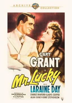 Mr. Lucky (Full Screen)