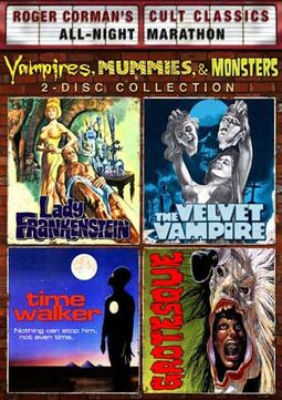 Vampires, Mummies & Monsters Collection (Lady