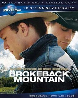 Brokeback Mountain (Blu-ray + DVD)