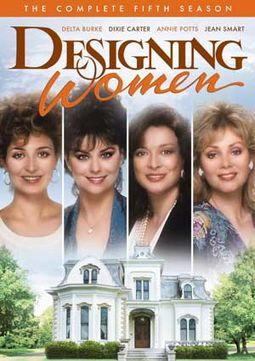 Designing Women - Season 5 (4-DVD)