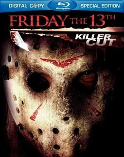 Friday the 13th (Extended Killer Cut) (Blu-ray)