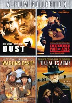 Dust / Another Pair of Aces / Wagons East /