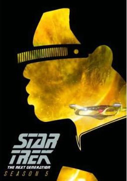 Star Trek: The Next Generation - Season 5 (7-DVD)