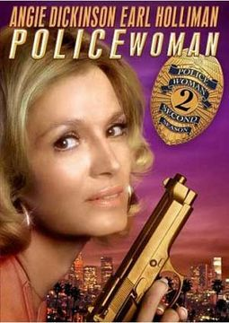 Police Woman - Complete 2nd Season (6-DVD)