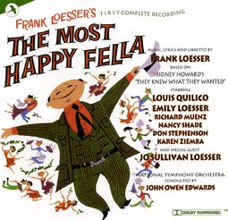 The Most Happy Fella: 2000 Studio Cast (3-CD)