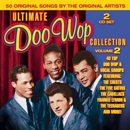 Ultimate Doo Wop Collection, Volume 2 (2-CD)