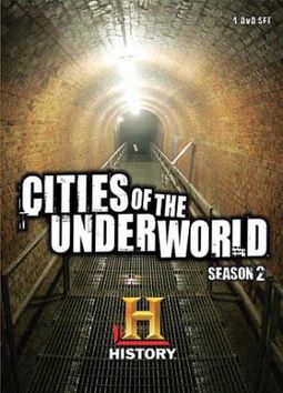 Cities of the Underworld - Season 2 (4-DVD)