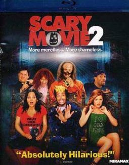 Scary Movie 2 (Blu-ray)