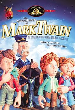 The Adventures of Mark Twain (Claymation)