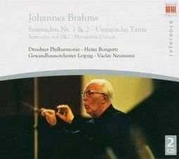 Brahms: Serenades Nos. 1 & 2; Hungarian Dances