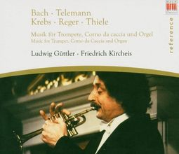 Bach, Telemann, Krebs, Reger, Thiele: Music for