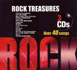 Rock Treasures (3-CD Set)