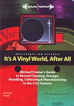 It's A Vinyl World, After All - Michael Fremer's