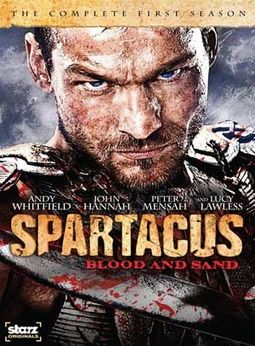 Spartacus: Blood and Sand - Complete 1st Season