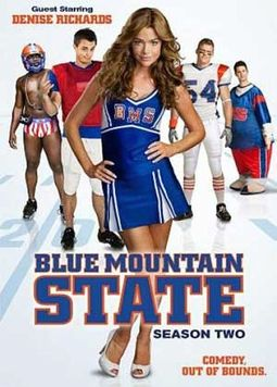 Blue Mountain State - Season 2 (2-DVD)