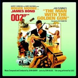 Bond - The Man with the Golden Gun (Original