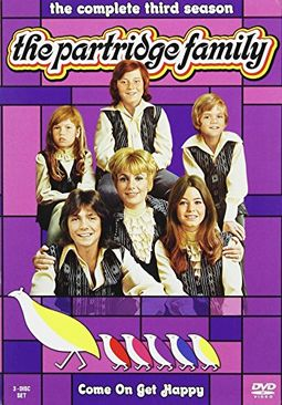 Partridge Family - Season 3 (3-DVD)