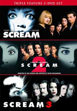 Scream Triple Feature (3-DVD)