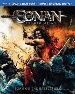Conan the Barbarian 3D (Blu-ray)
