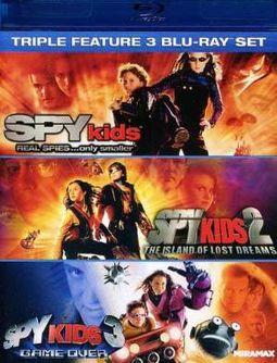 Spy Kids / Spy Kids 2: The Island of Lost Dreams