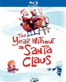 The Year Without a Santa Claus (Blu-ray + DVD)