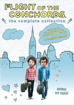 Flight of the Conchords - Complete Collection