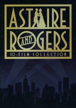 Astaire and Rogers: 10-Film Collection (11-DVD)