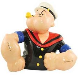 Popeye - Cookie Jar