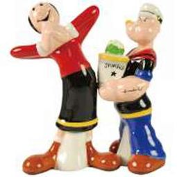 Popeye - Flowers For Olive Oyl Salt & Pepper