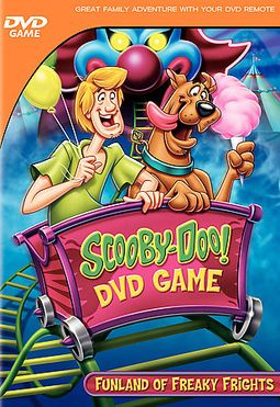 Scooby-Doo: Scooby-Doo Interactive DVD Game -